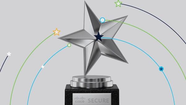 Cisco Secure nieuwe productnamen